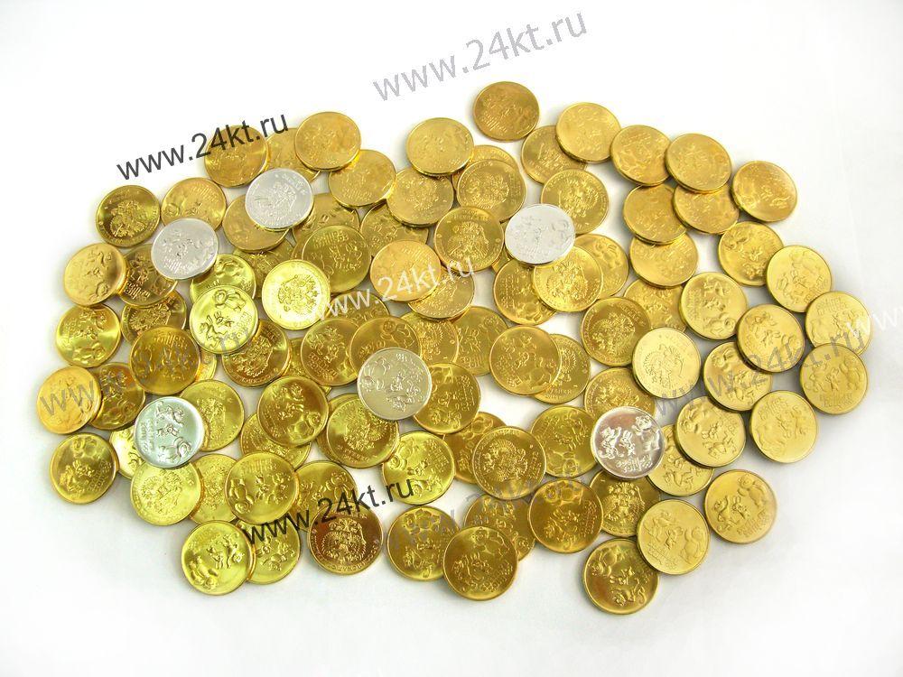 Декоративные монеты